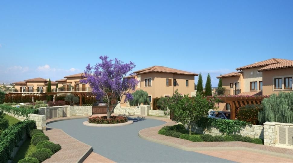Aphrodite Hills - Luxury Apartments - Cyprus