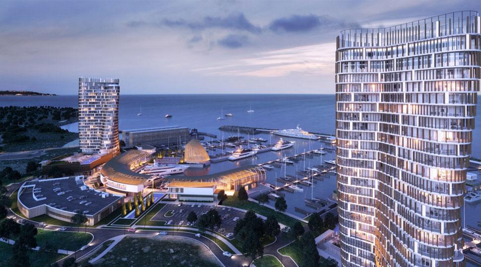 Ayia Napa Marina - luxury home is in Cyprus