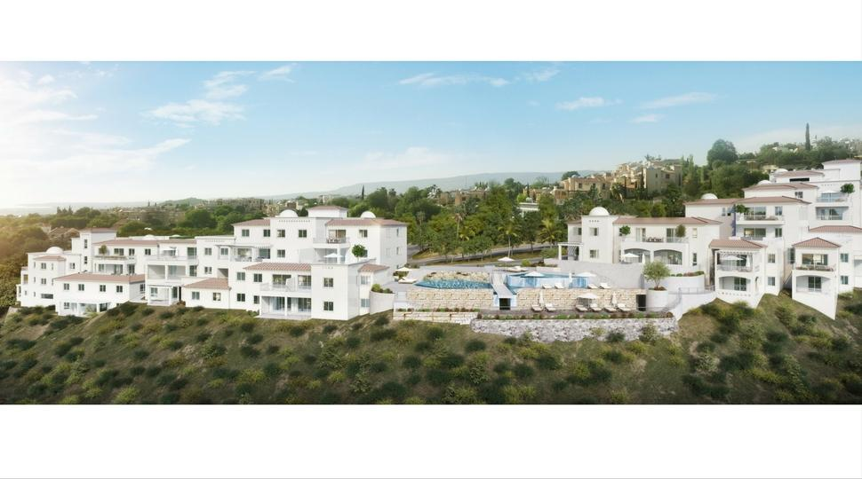Aphrodite Hills - Luxury Apartments - Cyprus
