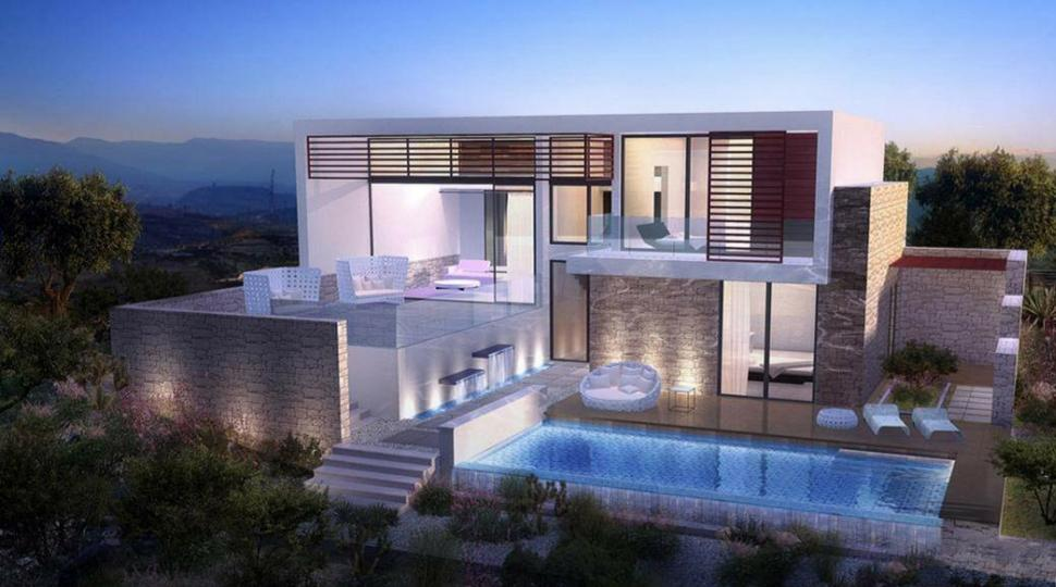 Ayia Napa Marina - luxury home is in Cyprus